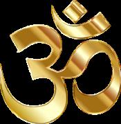Metaphysical OM Symbol