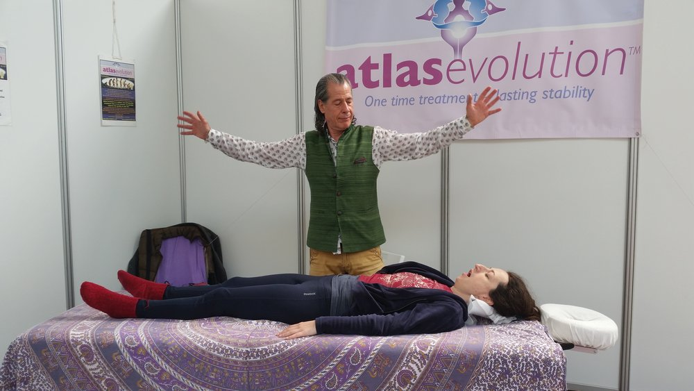 Altas Evolution uses an amazing new method to be free physically, mentally and emotionally. Routed in ancient Medical Qi Gong and combined with Nicola's Tesla invention!