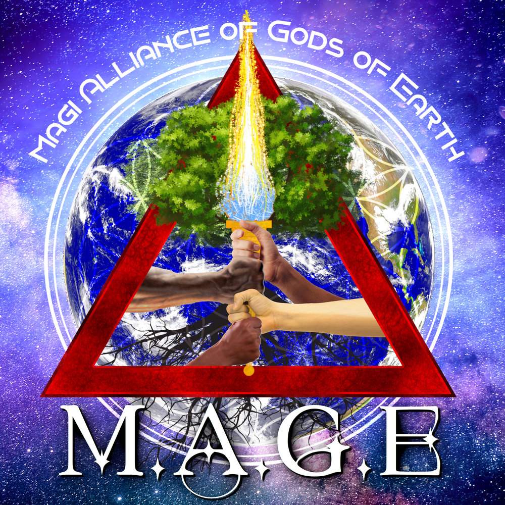 M.A.G.E Church - A New Kind of Church for a New Kind of Earth We have the ambition to bring conscious spiritual awareness through the study of religion & spiritual practices, recognizing that all religions are one in the same. MAGE aligns ourselves with Animism's organized religious sect. We value the freedom to engage in all forms of spiritual, shamanistic, and magickal practices of the world. Our faith is the universal belief in spirit and Divinity residing in all that exists.