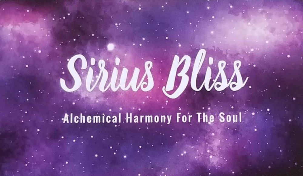 Sirius Bliss - Booth #3Alchemical Soul Code SessionsSoul Signature ReadingsBliss Body TherapyCard Readings