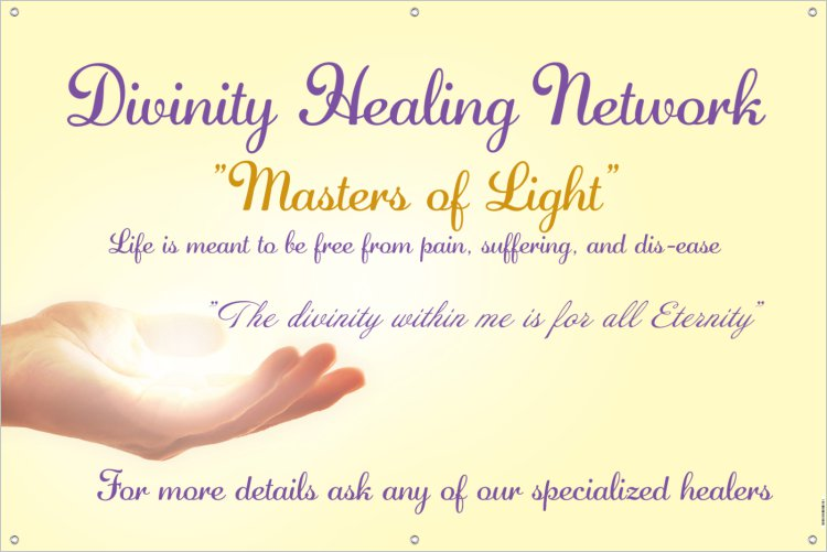 Divinity Healing Network - Booth #124We are a diverse group of metaphysical workers from Hawaii and the continental U.S. offering a variety of modalities and workshops guiding you on your spiritual path.