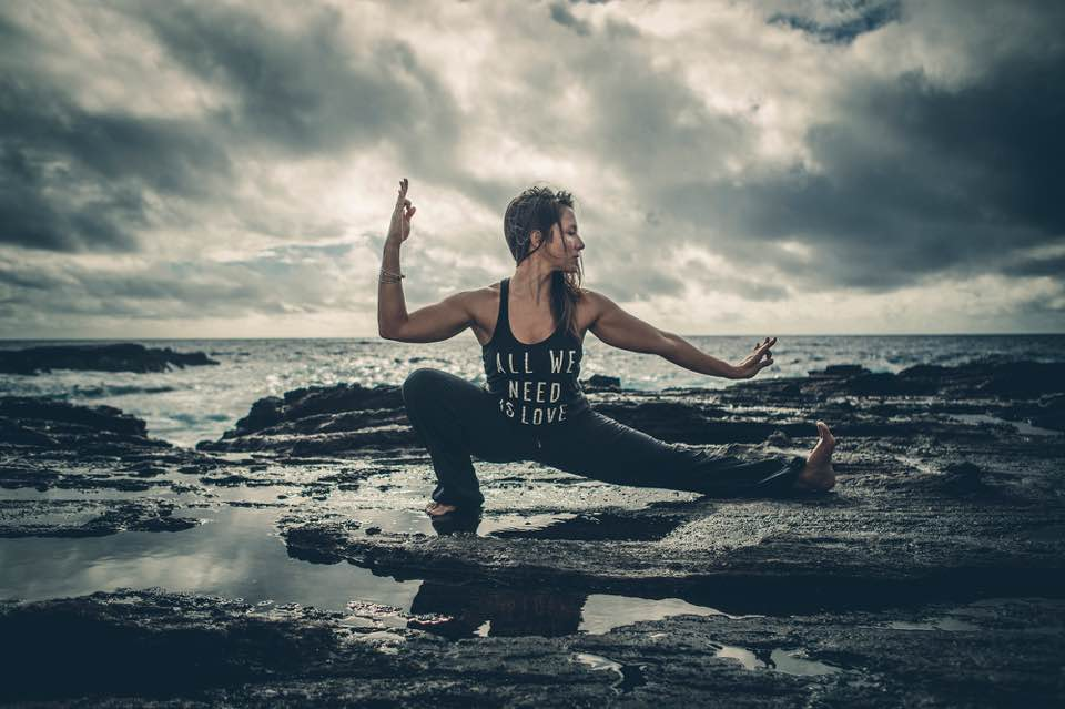 Tara Laverey will guide you through a restorative Yin Yoga flow