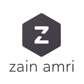 Zain Amri's official website
