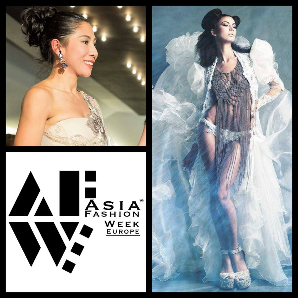 Miss Pearl - Designer Miss Pearl is attending to ASIA FASHION WEEK EUROPE in Arnhem!Date: 25th November 2017Web: http://www.afweu-asia.comVenue: www.eusebius.nlTickets: www.afweu-asia.eventbrite.nlFacebook: www.facebook.com/AFWEU