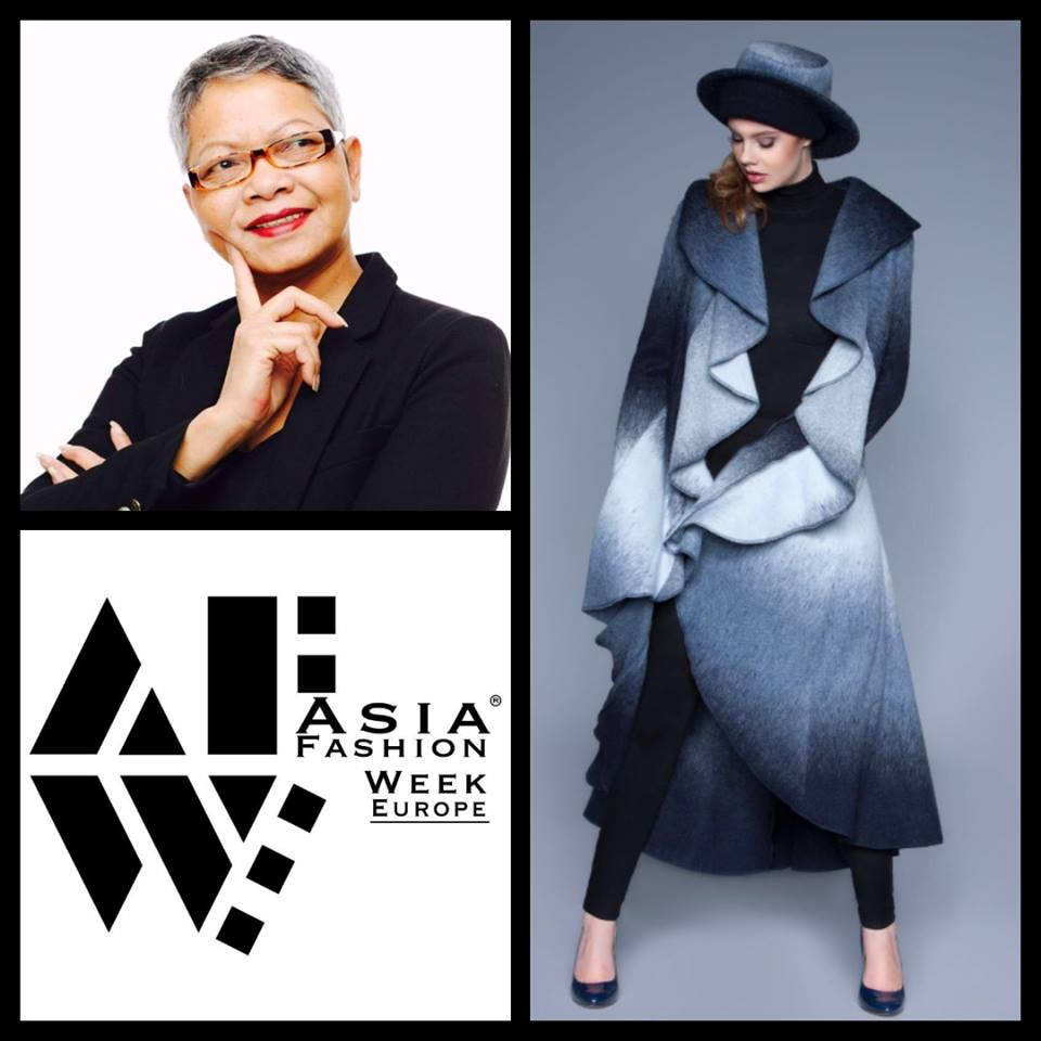 Van Else - Designer Van Else is attending to ASIA FASHION WEEK EUROPE in Arnhem!Date: 25th November 2017Web: http://www.afweu-asia.comVenue: www.eusebius.nlTickets: www.afweu-asia.eventbrite.nlFacebook: www.facebook.com/AFWEU