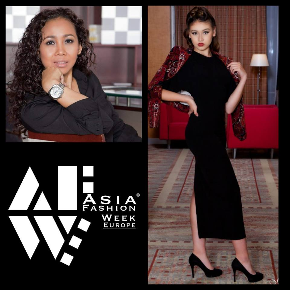 Ernia Santawie  - Ernia Santawie is attending to ASIA FASHION WEEK EUROPE in Arnhem!Date: 24th November 2017Venue: www.eusebius.nlTickets: www.afweu-asia.eventbrite.nlFacebook: www.facebook.com/afweu