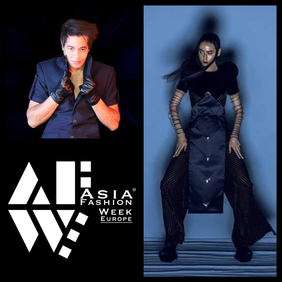 Rachid Assoui  - Rachid Assoui is attending to ASIA FASHION WEEK EUROPE in Arnhem!Date: 25th November 2017Venue: www.eusebius.nlTickets: www.afweu-asia.eventbrite.nlFacebook: www.facebook.com/afweu
