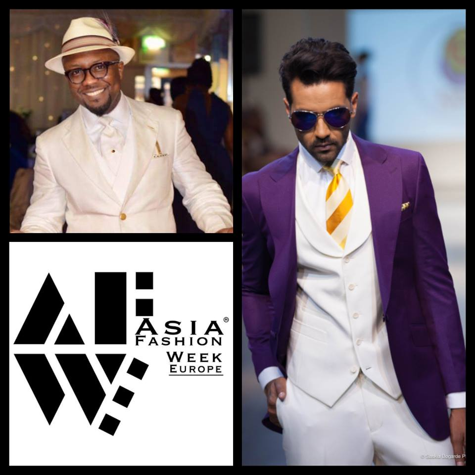 Kwame Koranteng   - Kwame Koranteng is attending to ASIA FASHION WEEK EUROPE in Arnhem!Date: 26th November 2017Venue: www.eusebius.nlTickets: www.afweu-asia.eventbrite.nlFacebook: www.facebook.com/afweu