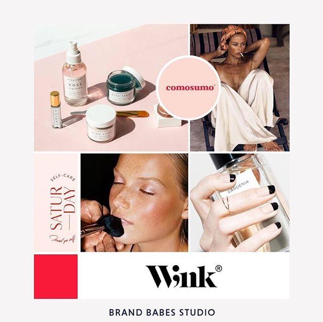 Still obsessed with the old mood we created for one of our beauty brand Babes. #mood #madebybabesforbabes