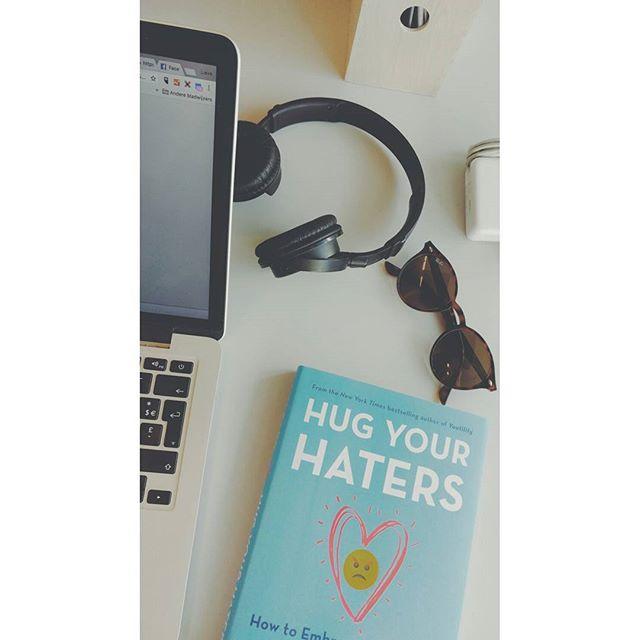 Súper verse nieuwe lectuur #hugyourhaters 📚🙆
