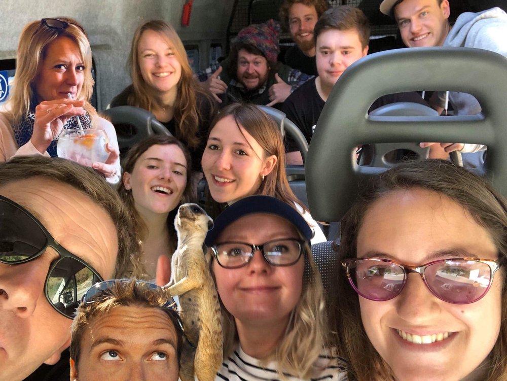 MNHP Cairngorms 2018 Squad