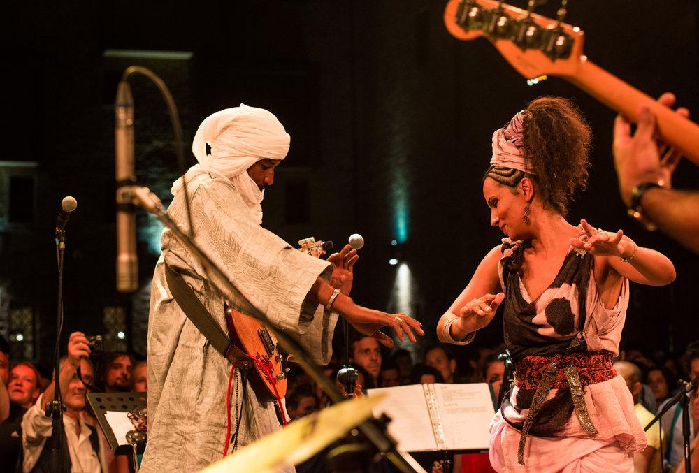 Ahmed Ag Kaedy e Oum