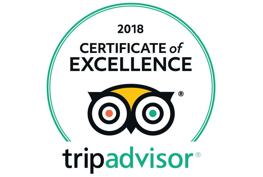 TripAdvisor Certificate of Excellence 2018.jpg