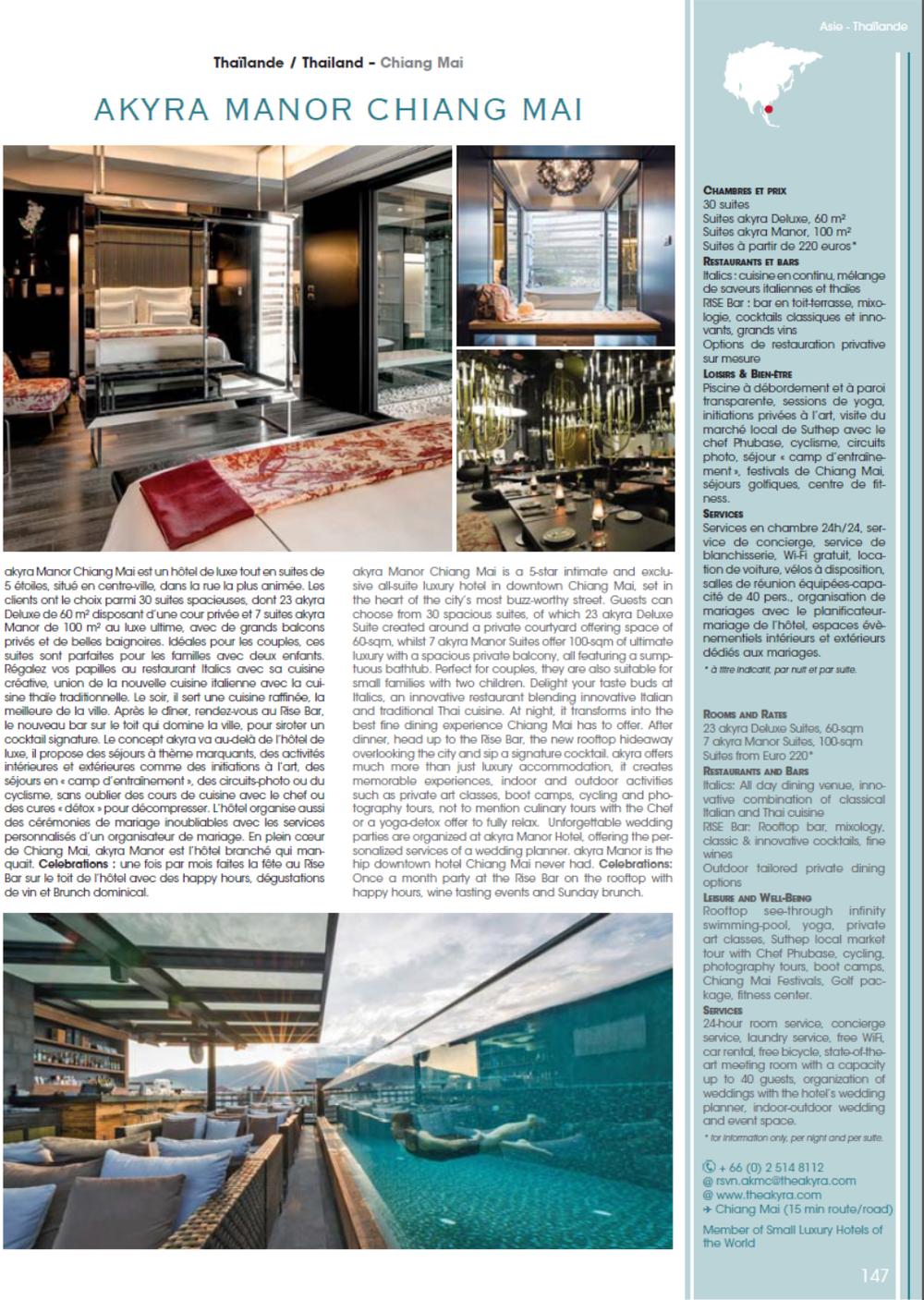 Article: Courtesy of     Best Hotels Magazine #40 CELEBRATIONS