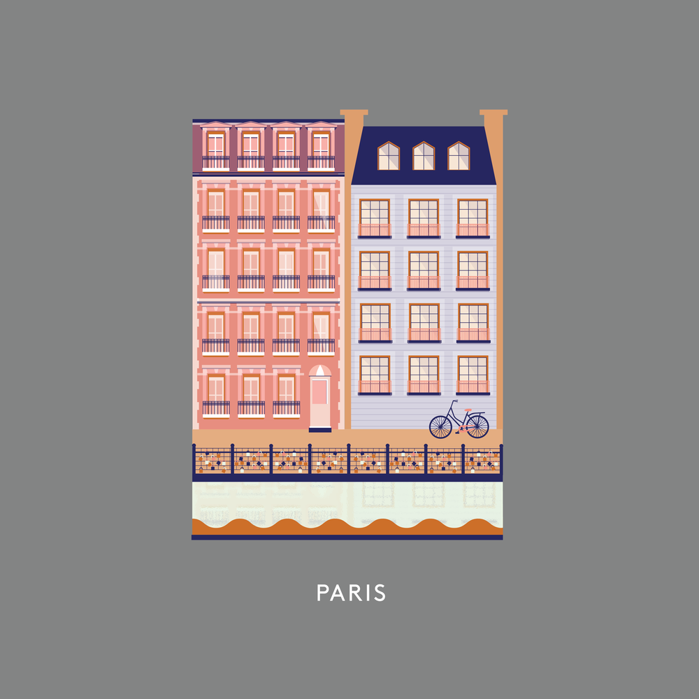 Cities: Illustration and Animation