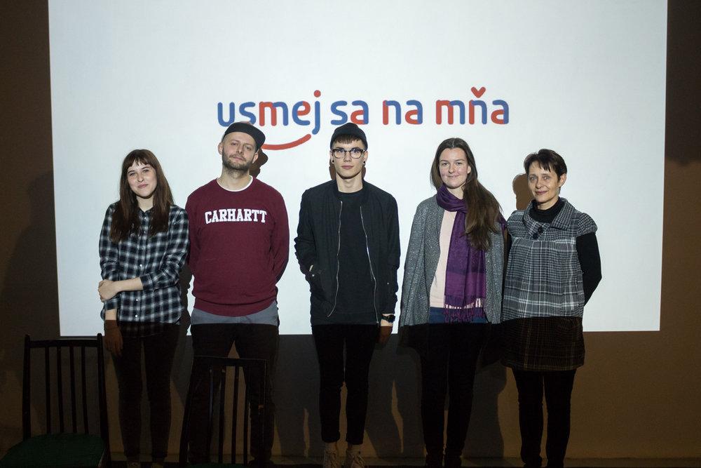 Košice - OZ Usmej sa na mňa