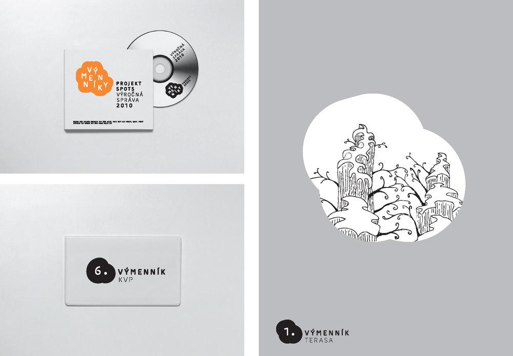 aplikácie logotypu