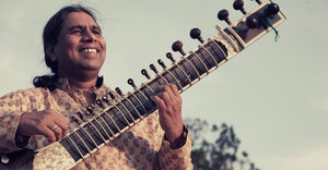 Ustadh Ghulam Farid Nizami - Ustadh is of the Senia Gharana tradition and is a descendant of Mian Tan Sen, court musician of 16th century Moghal Emperor Akbar the Great. He received instruction in the tradition of Sufism from Khawaja Mohammad Moeen Khan Nizami and Haji Faiz Ahmed. He excels at Classical Indian, Ghazal, Geet, Qawwali, Bhajan, Pakistani Folk, Sufi music, world music. We look forward to his nasheeds about the Prophet صلى الله عليه وسلم. He had an amazing performance recently at iAct interfaith Thanksgiving.