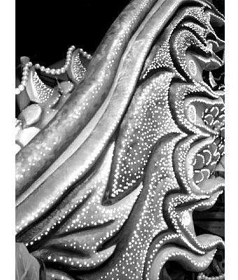 "Dragonia | 2004 | 8"" x 10"" | Black and White Print"