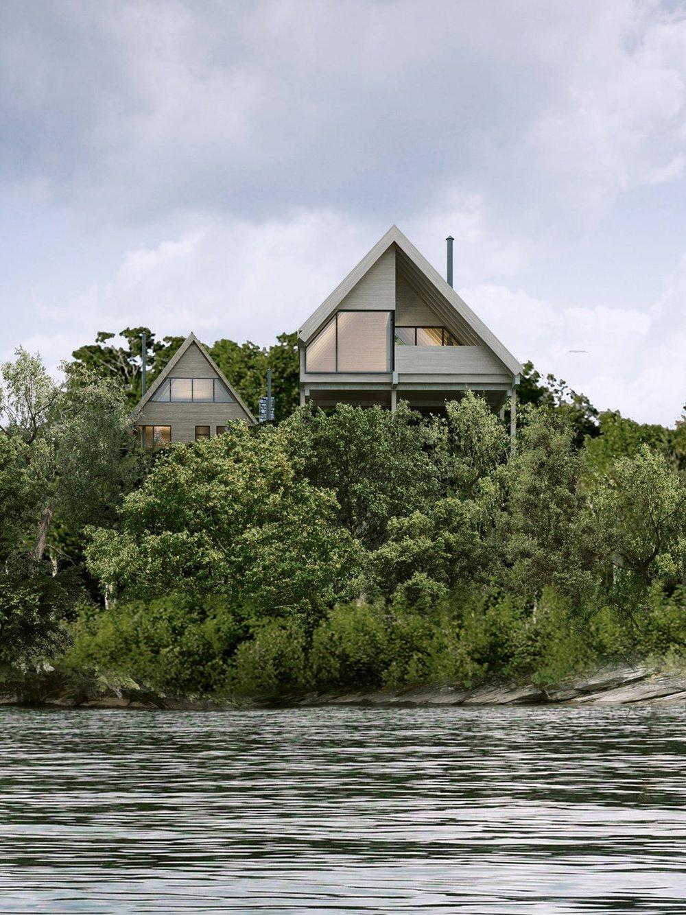 Armstrong Island -