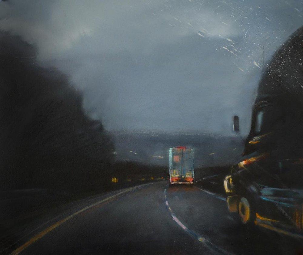 Passing Lane 2 (Study)