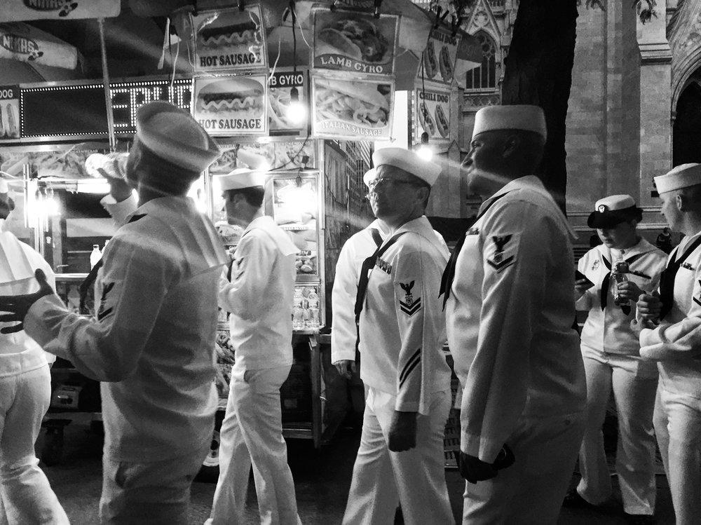 Sailors on Fifth -