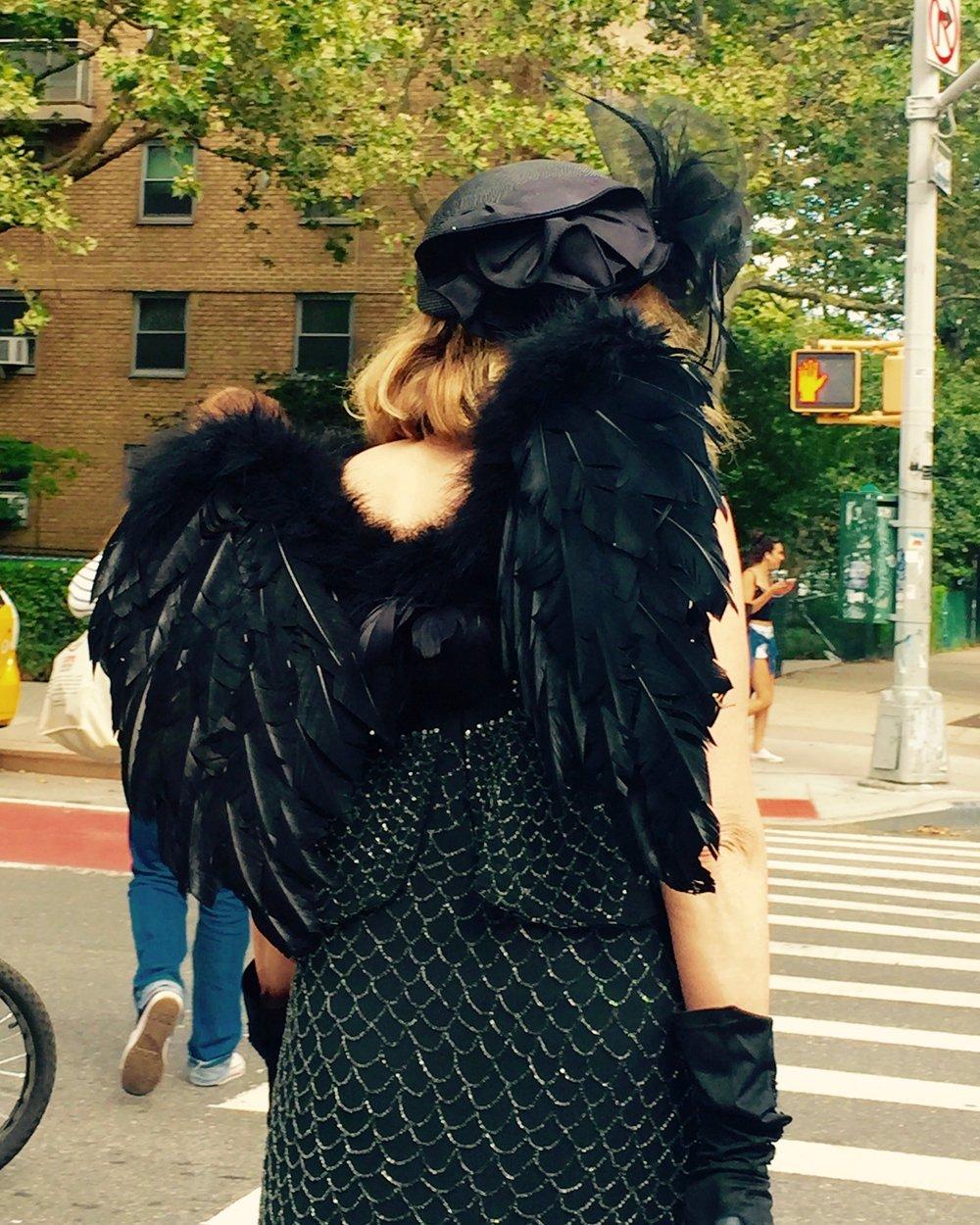 East Village Angel -