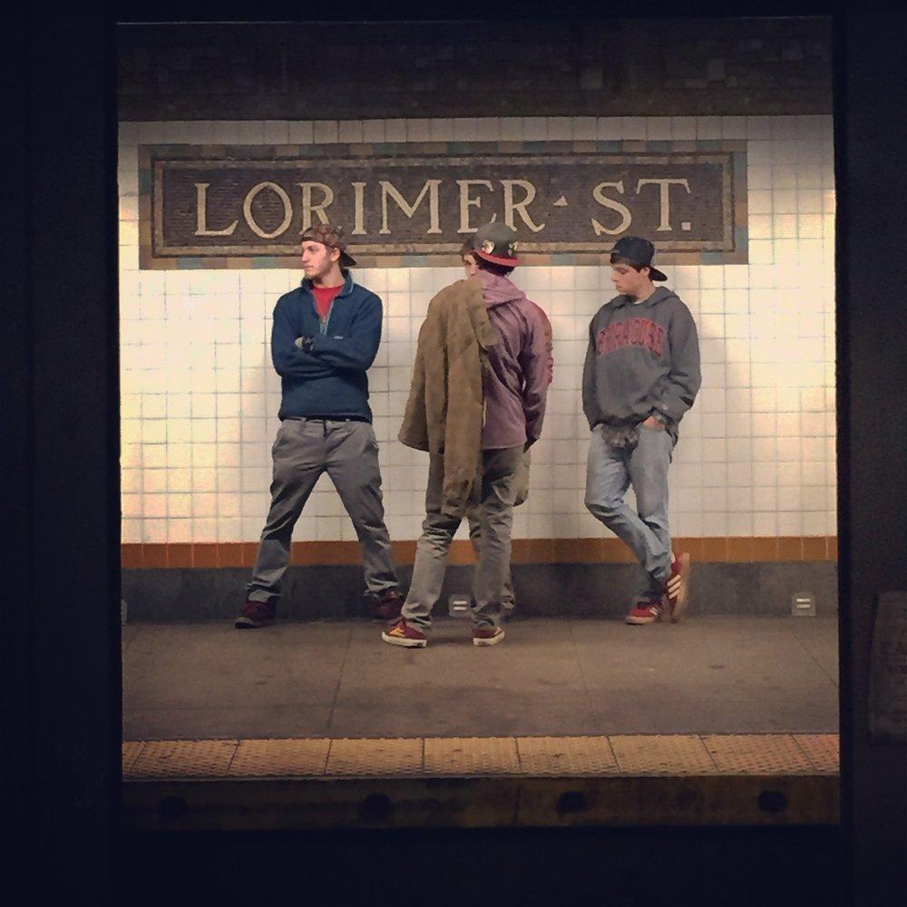 Lorimer St