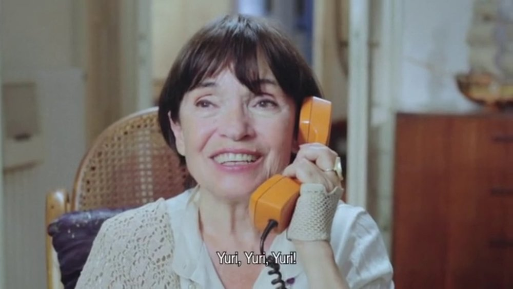YURI ON THE PHONE    Short Film