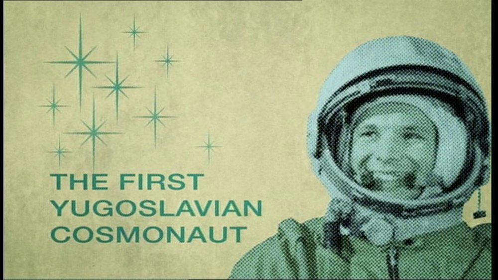 THE FIRST YUGOSLAVIAN COSMONAUT    Short Film