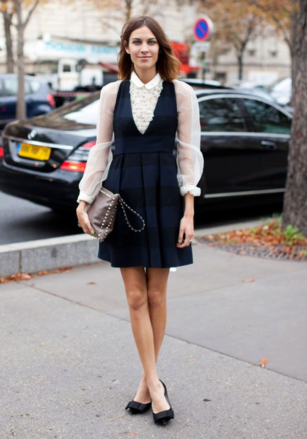 Alexa Chung, stealthelook.com.br