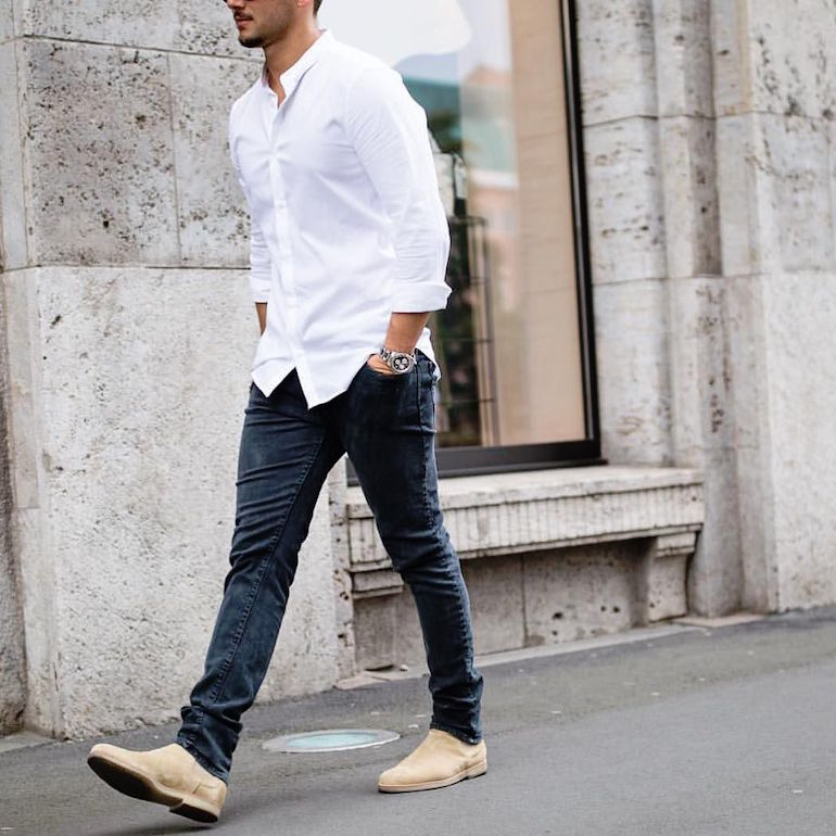 mens-street-style-white-shirt-black-jeans-sand-chelsea-boots.jpg