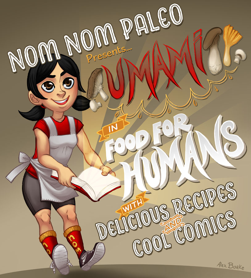 Nom Nom Paleo: Food for Humansm {Cookbook  Review}