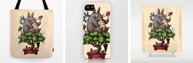Totoro Swag