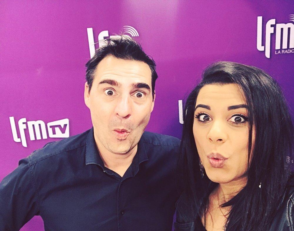 Melyz et Philippe Morax sur LFM