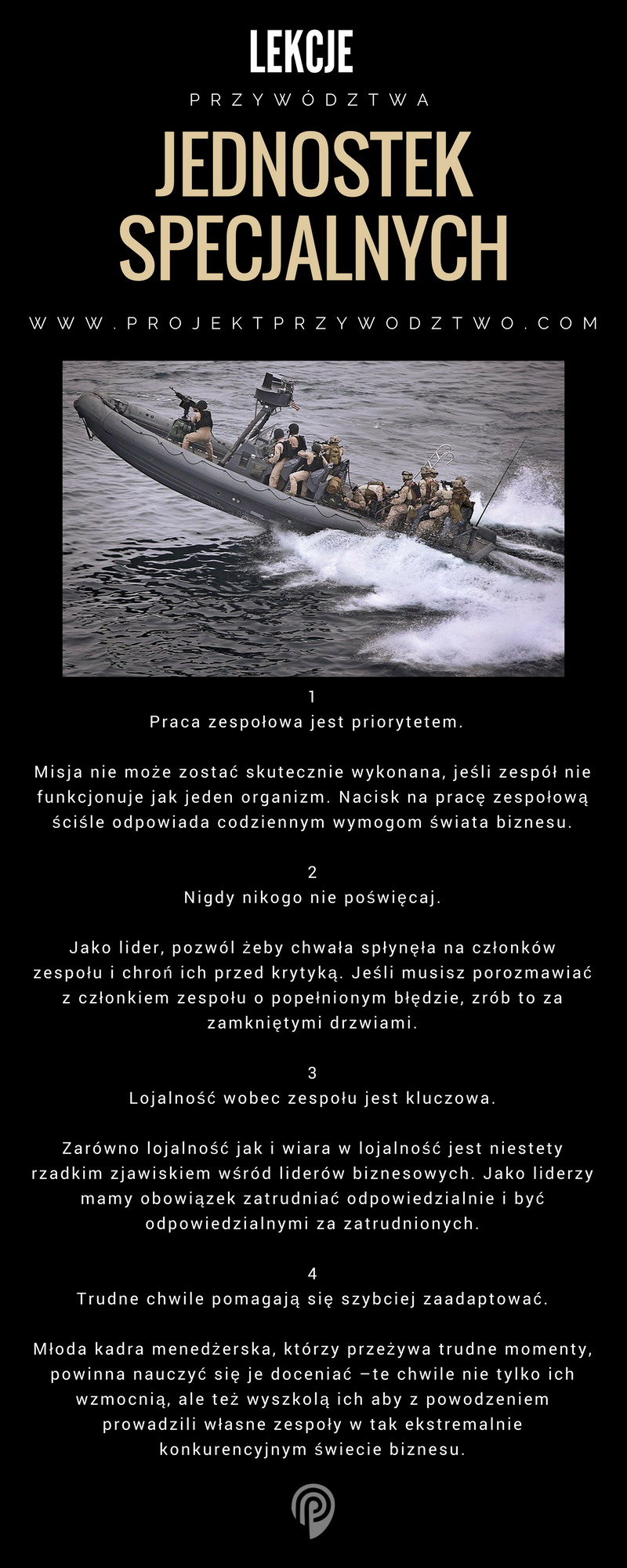 lekcje przywodztwa jednostek sil specjalnych