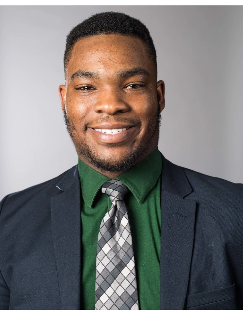 Chair of Events:  Dontae Thomas