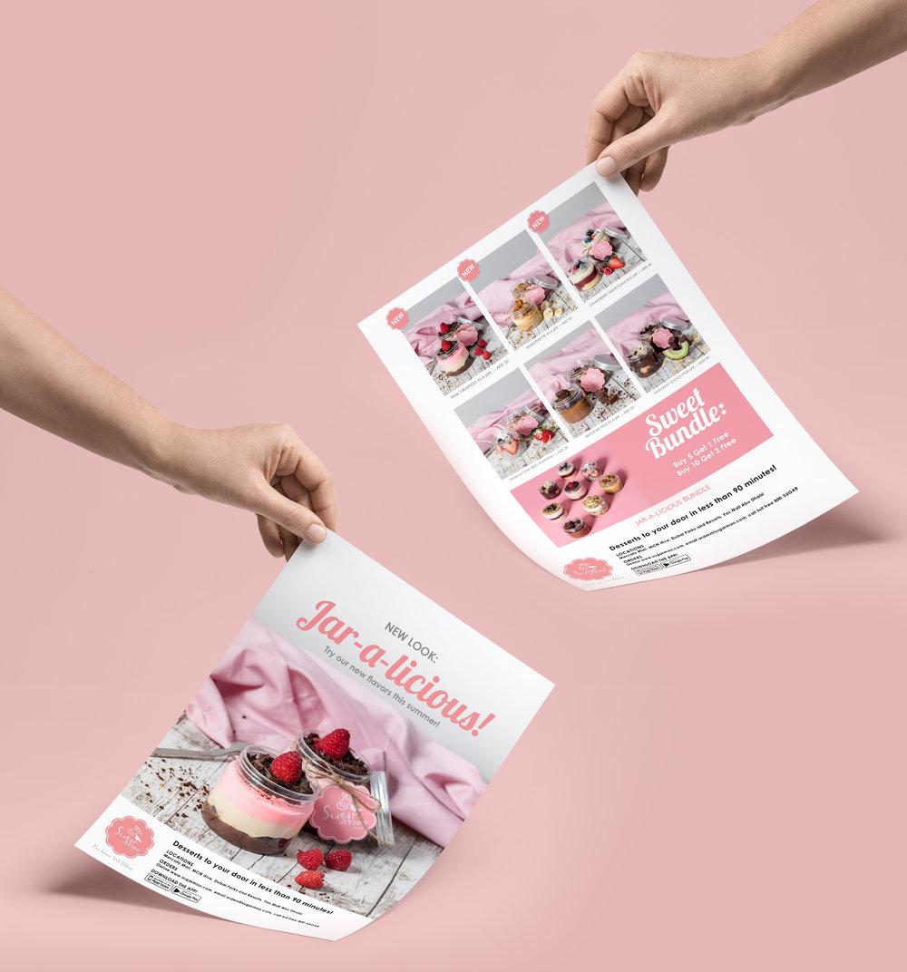 Graphic Design & Branding -