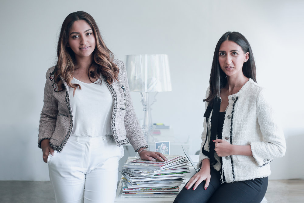 Natasha Ekstedt and Bianca Ellis - Saudi Born Natasha and British Expatriate Bianca, set out their mission to create an agency that felt like an extension of an in-house team, developing real, long-lasting relationships whilst utilising the best of local and international knowledge. When it comes to quality, you benefit from us taking it personally, we take attention to detail and creativity to heart.