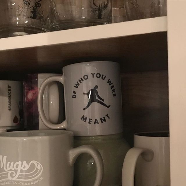 When you go into your friends cabinet to get a coffee mug and you leave encouraged. Who have you encouraged today?  @meant.life  #friends #encouragement