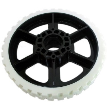 A (clean) HiGrip wheel