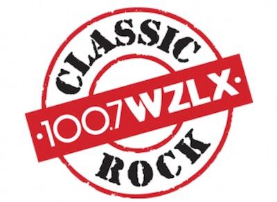 WZLX 1007 CBS Logo