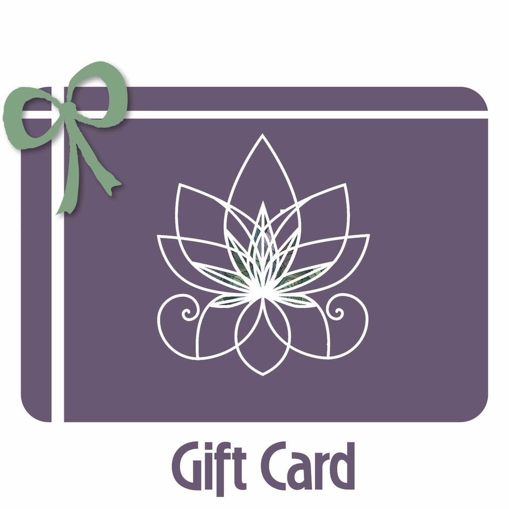 Marijuasana Gift Cards for Yoga Gifts