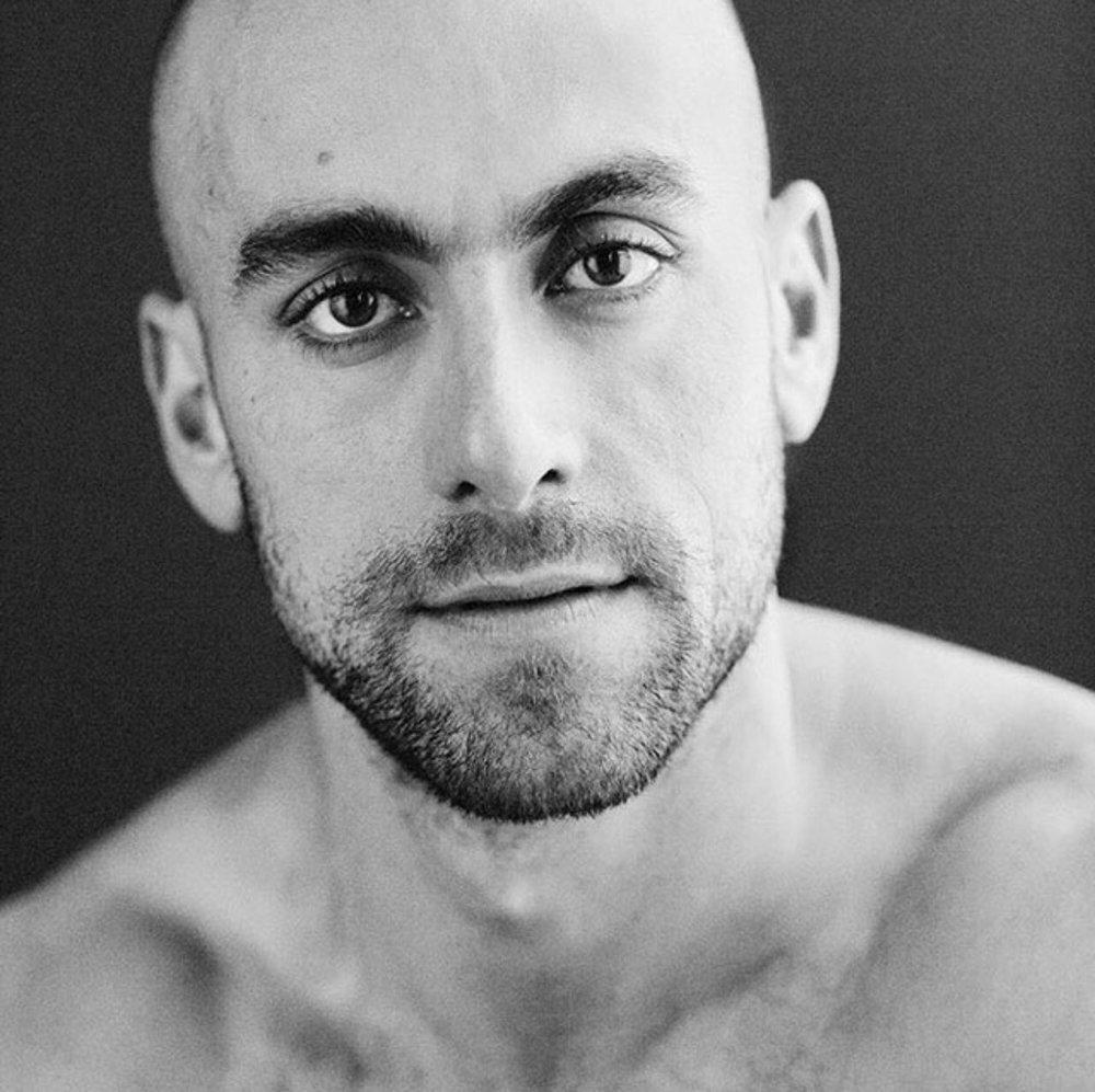Antonio Aniello headshot, Marijuasana Cannabis yoga teacher.