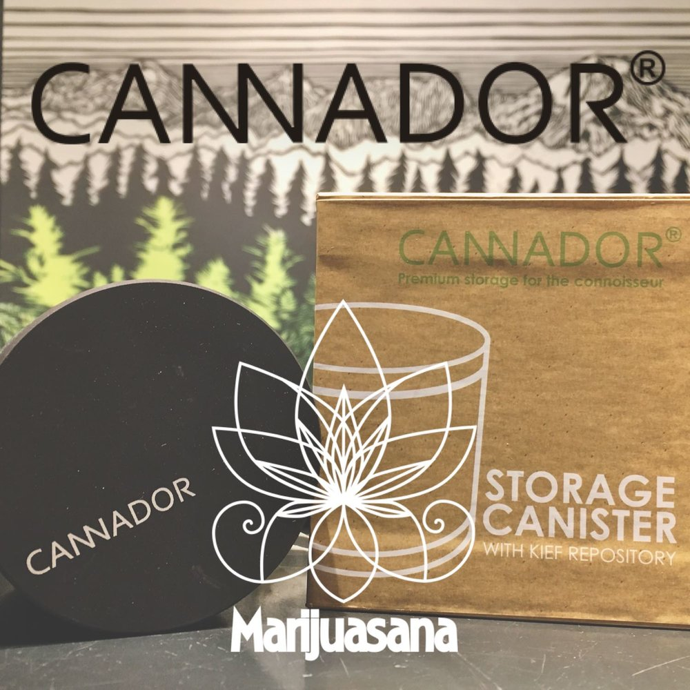 Cannador Travel case for cannabis