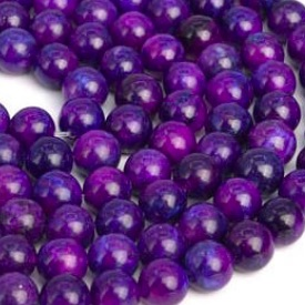 Dyed Sugilite