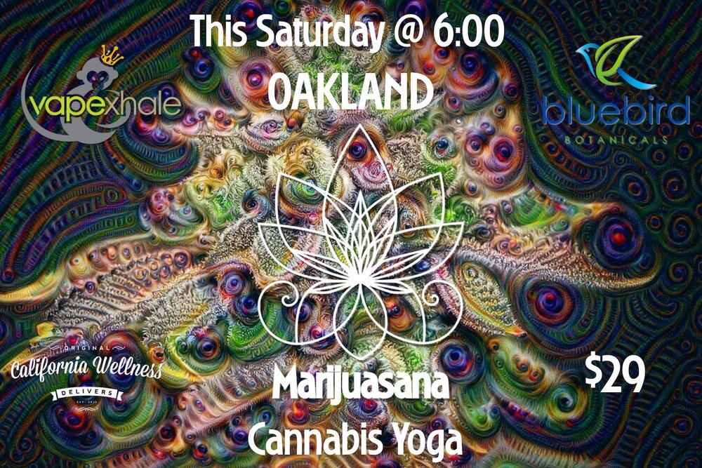 Marijuasana in Oakland