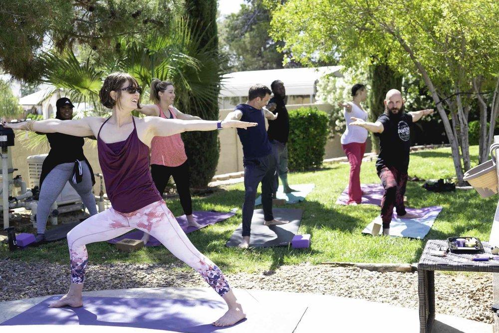 Cannabis Yoga Class 2 | Marijuasana | by Downtown Lens | .jpg