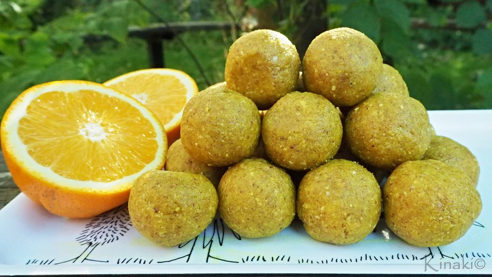 Orange & Spices balls