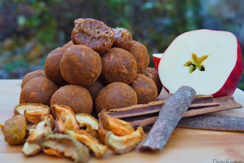 Apple & Cinnamon Truffles